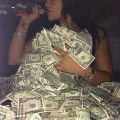 """Find and save images from the """"Bad Girl🎉💊"""" collection by Kaylin (ailyn_C) on We Heart It, your everyday app to get lost in what you love. Boujee Aesthetic, Badass Aesthetic, Bad Girl Aesthetic, Aesthetic Pictures, Rauch Fotografie, Fille Gangsta, Mode Poster, Thug Girl, Money On My Mind"""