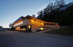 Fire Station   Club House   Gnadenwald / Gsottbauer architektur.werkstatt