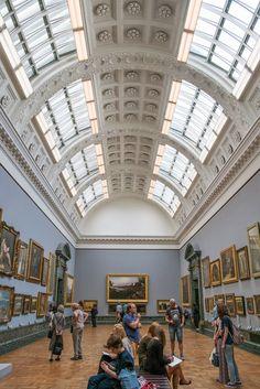 Tate Britain, London, UK.  AAAAHHHHHHHH (2013 Trip)