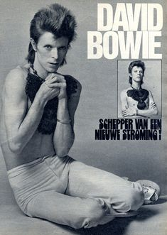 Pop Rock, Rock And Roll, David Bowie Pictures, Moonage Daydream, David Bowie Ziggy, Iggy Pop, Ziggy Stardust, I Have A Crush, Punk