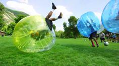 Weird Football: Zorb Soccer Puts Players in a Bubble (Video) http://www.visiontimes.com/2014/08/12/weird-football-zorb-soccer-puts-players-in-a-bubble.html