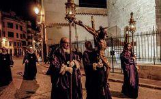 Infopalancia: Procesión del Jueves Santo