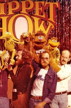 Muppets real cast