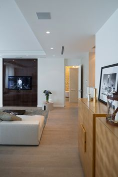 Moscowapartment 6 Smooth, Elegant and Highly Contemporary Moscow Apartment by SL project