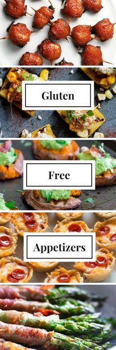 Gluten Free Appetizers   Party-Ready Ideas, Gluten Free Recipes