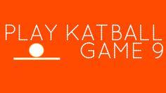 Play Katball: Game Nine! http://www.katball.com/playgamenine #color #orange #game