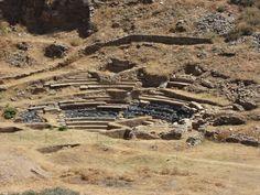 Ancient Theater of Kea Island