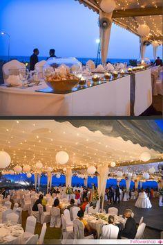 Beach themed wedding decor. #OutdoorDecor Location: The Kingsbury, Sri Lanka #SriLankanWeddings #BeachWedding #WeddingDecor #theflowershop #Florist #Srilanka Give us a shout (+94) 777 22 SHOP