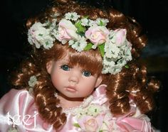 Linda Rick doll, Pretty as Can Be, Key to My Heart, LE, AUBURN hair! 12-inches | Dolls & Bears, Dolls, By Material | eBay!