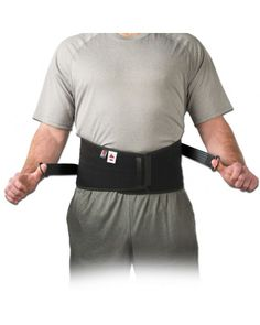 CorFit Advantage Belt w/ AP Pads 33 Best Back Support Belts images | Belts, Men\u0027s belts, Medical