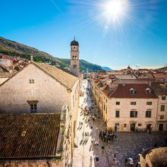 """Dubrovnik, Croatia.  Been here and walked the wall!  Absolutely wonderful!  I went """"island hopping"""", hiking and a day trip to Monte Negro as well."""