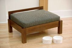 Custom Pet Beds from the Livable Home