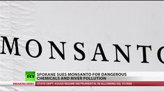 Monsanto hit with lawsuit over water contamination in Spokane http://www.bizjournals.com/stlouis/news/2015/03/17/san-diego-sues-monsanto-over-pcb-pollution.html