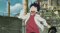 blue exorcist gif - Google Search