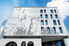 Hotel Mercure in Bucharest,© Cosmin Dragomir