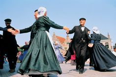 Holland - Traditional dance