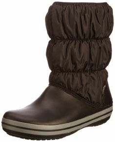 5a911e831 crocs Women s 14614 Winter Puff Boot