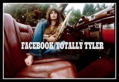 LETZ TAKE A TRIP WITH STEVEN TYLER TO FACEBOOK/TOTALLY TYLER FOR TRIP HOPPIN' THURSDAY