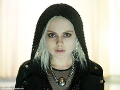 Rising star: Rose McIver has been cast as the lead in CW's iZombie and she's set to do to ...