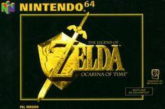 The Legend of Zelda: Ocarina of Time, Nintendo 64, N64