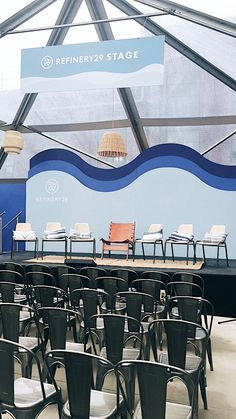 40 Ideas Fashion Show Stage Design Backdrops Inspiration Concert Stage Design, Church Stage Design, Corporate Event Design, Event Branding, Wedding Reception Backdrop, Stage Set, Experiential, Wellness, Backdrops