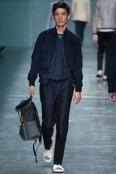 Fendi | Spring 2015 Menswear Collection | Style.com