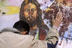 Viernes Santo: Cristo sangra aún con la muerte de los 21 cristianos cóptos por el Isis