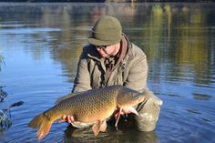 The Difference between Carp fishing in the UK and the US.  Have a read of it here!