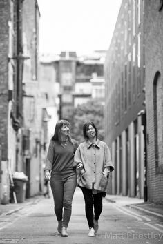 Business portraits in Manchester for Sportswear Design Studio