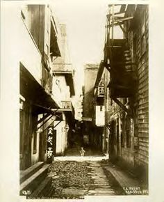 Another alley, 1880.
