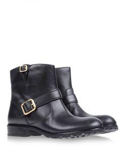 Bottines en cuir avec boule latérale Marc by Marc Jacobs - Quelles boots me bottent ? 50 paires pour choisir !