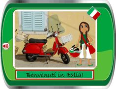 learn about Italy in italian