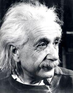 Albert Einstein Schnurrbart