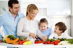Try these recipes and suggestions for raising a healthy family.