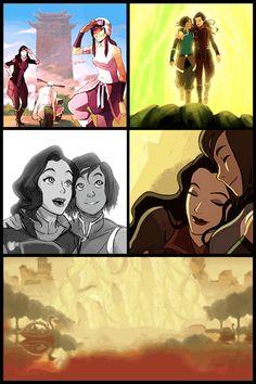 Avatar ο θρύλος της Κόρρα πορνό κόμικς