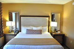 Your soft and cozy bed awaits! Guests rave about our wonderfully comfortable beds.