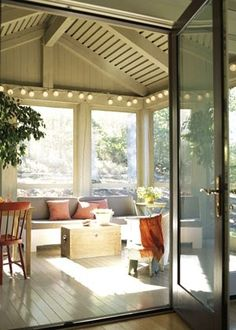 Image detail for -Classic Country THREE-SEASON PORCH: Turn your porch into a space you ...