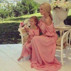 Mother daughter dresses♡♡♡♡♡♡♡♡