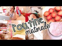 Routine Matinale pour l'ÉCOLE | Hiver 2015! - YouTube