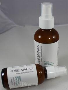 Josie Maran Argan Oil SPF 40 Moisturizer Review. Click through to read about this amazing moisturizer