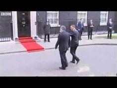 No Handshake For You! (Power distance US vs UK)