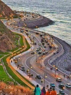 Algerien Küste