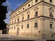...Palacio de Juan Vazquez de Molina (actual Ayuntamiento)