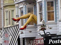 Haight Ashbury, San Francisco. oh yeah