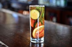 The Pimm's Cup may be the quintessential British summertime drink. Top San Francisco bartender H. Joseph Ehrmann shows you how to make a Pimm's Cup.