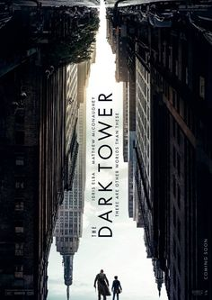 Das erste Poster zu The Dark Tower. Mehr Infos zum Film plus weitere Bilder auf www.Kinofans.com