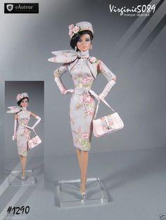 Tenue Outfit Accessoires Pour Fashion Royalty Barbie Silkstone Vintage 1290 | eBay