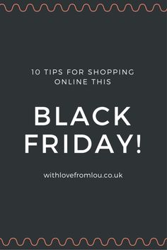10 Tips For Shopping