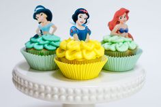Build a cupcake and we'll tell you what Disney Princess you should be! So build your ultimate cupcake today!