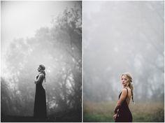Halloween Fog || Janelle Elise Photography